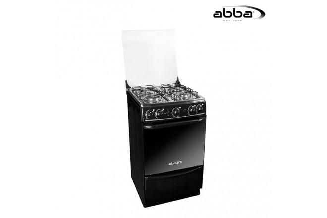 Estufa ABBA 20 AB2016N N Gas Natural Negro