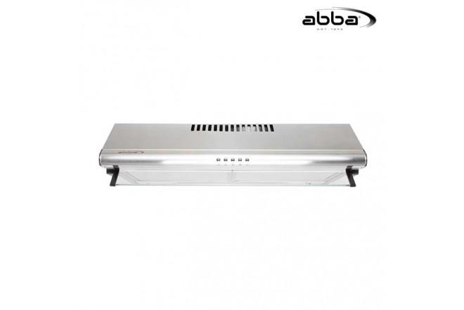 Campana Recirculadora ABBA CRIX 60X Color Acero Inoxidable