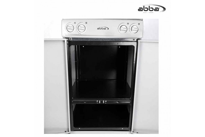 Estufa ABBA AB100-1 GT51SEGP Gris