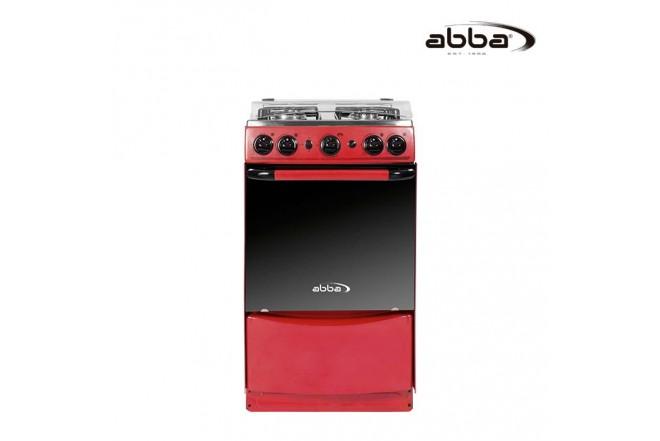 Estufa ABBA AB201-6 VH51EEGP RAR Roja