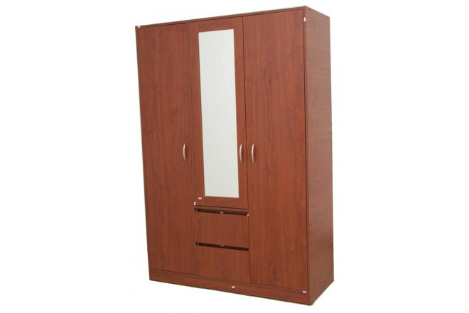 Closet Espejo MADERKIT 3437 Cedro