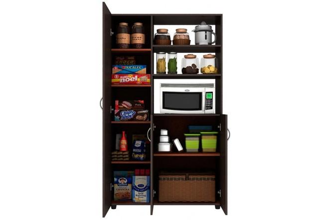 Mueble Auxiliar Cocina PRACTIMAC Wengue PM2400874