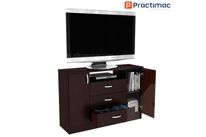 Mueble Auxiliar PRACTIMAC Matiz  pm10020WE