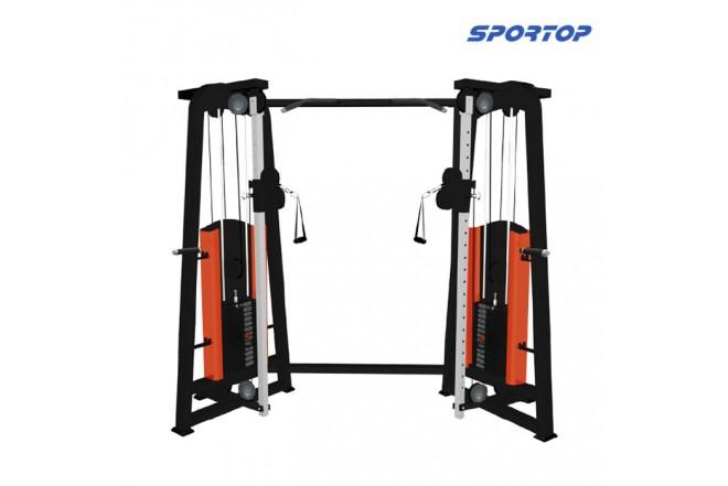 Polea dual ajustable SPORTOP PRO Functional trainning