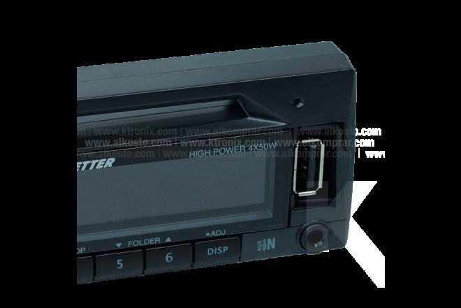 Combo BETTER Radio BT1329 + Parlantes BT26