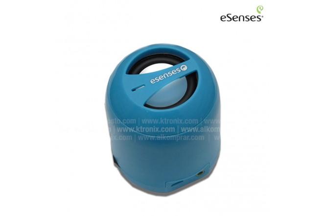 Parlante ESENSES Bluetooth Azul