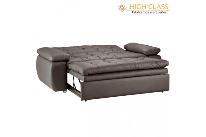 Sofá cama HIGH CLASS CarYoga Chocolate