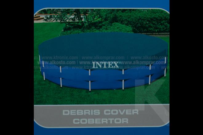 Piscina INTEX Marco Metal 4.57 m X 1.07 m