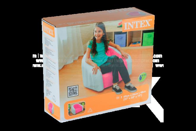 Asiento Inflable INTEX Infantil Niña