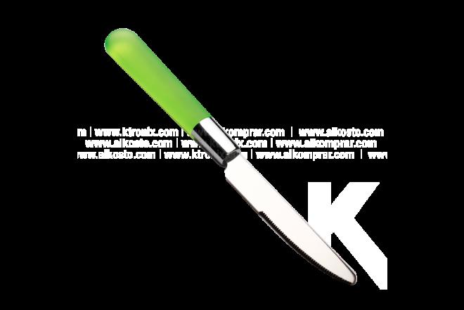 Cubiertos Juego x 24 18/0 - Verde