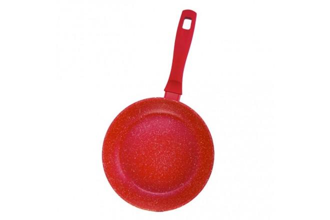 Sartén Inducción FREE HOME 20 cm Rojo