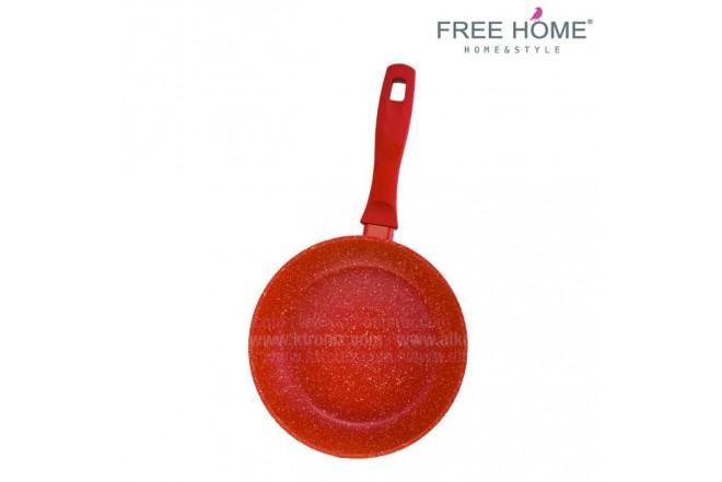 Sartén Inducción- FREE HOME- 20 cm RojoSartén Inducción- FREE HOME- 20 cm Rojo