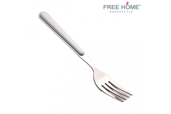 Juego de Cubiertos FREE HOME 24 Piezas Blanco