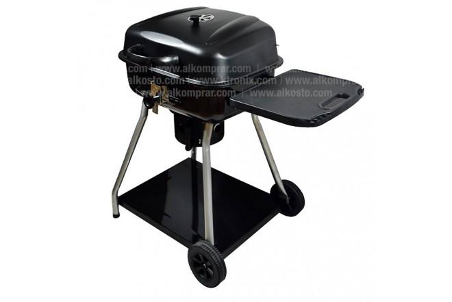BBQ A Carbón para Mesa Negro 730A BLK