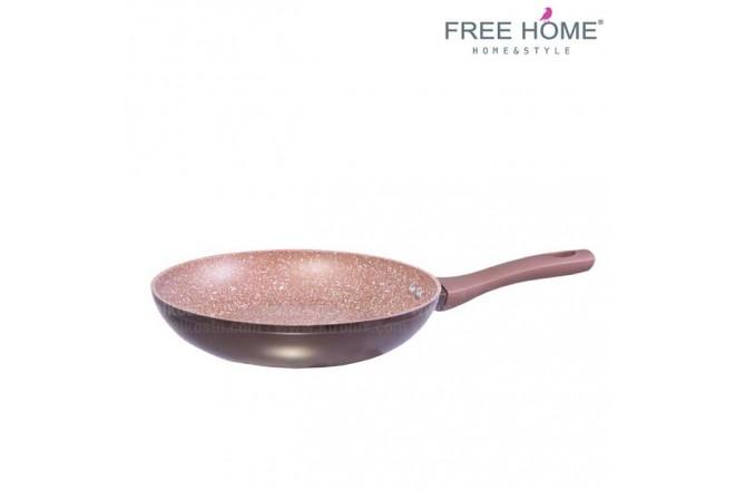 Sartén Inducción - FREE HOME 26 cm - 4.0 Mm - Cafe BFT-BFP