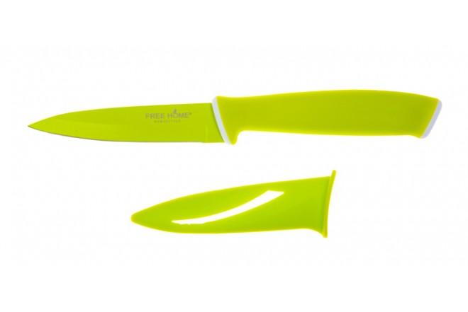 Cuchillo de Cocina SAM & LAM ENTER - FRCuchillo de Cocina FREE HOME Pelador 8.89cms VerdeEE HOME  Pelador 8.89cms Verde
