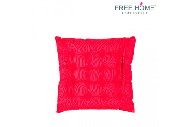 Cojin decorativo FREEHOME Red