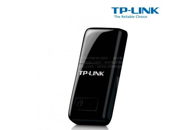 Adaptador USB TP-Link 300Mbps