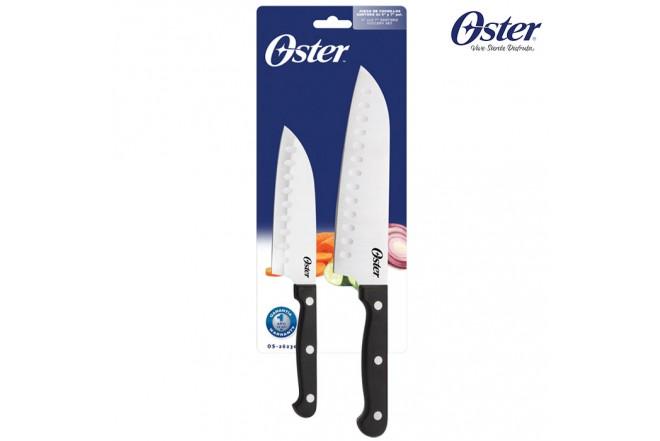 Juego de cuchillos OSTER 2 Piezas OS 26230