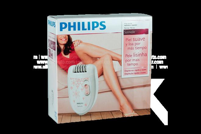 Depiladora PHILIPS HP6420 Satinelle