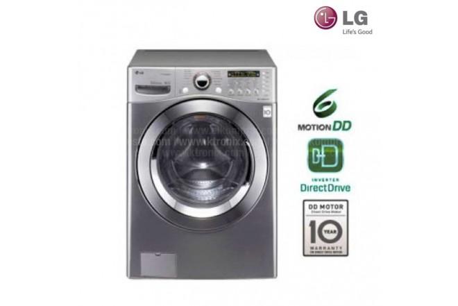 Lavadora Secadora LG 18Kg LG WD1873RDS