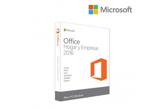 Office MICROSOFT Home & Business 2016