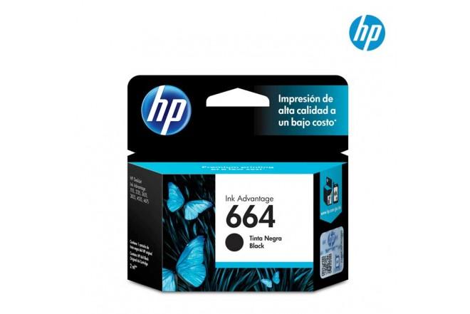 Cartucho HP 664 Black Ink