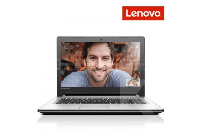 """Portátil LENOVO 14"""" Ideapad 300 Pentium® Plateado"""