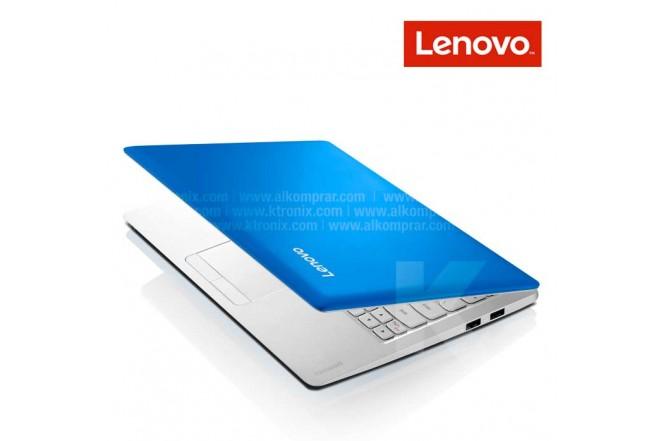"Portátil LENOVO 11"" Ideapad 100 Atom™ Azul"