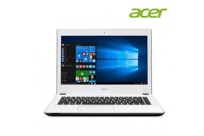 """Portátil ACER 432-P10Q Pentium® 14"""" Blanco"""