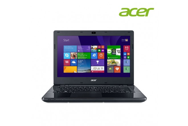 "Portátil ACER E5-471 14"" Core™ i3 Negro"