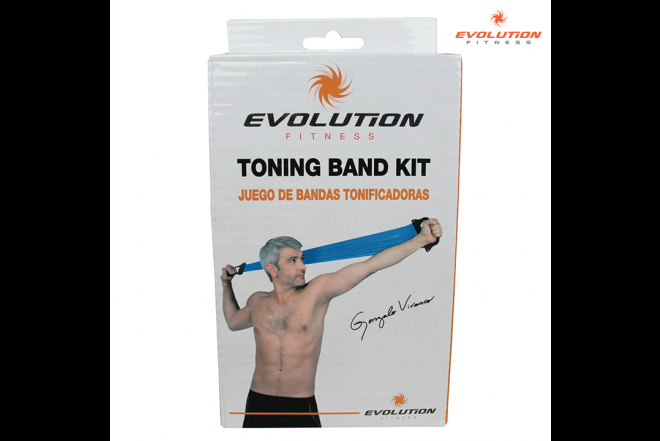 Banda Latex Para Estiramiento EVOLUTION