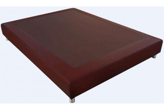 Base Cama Pranna Chocolate 100X190