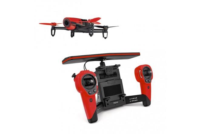 Bebop Drone & SkyController bundle Rojo PARROT