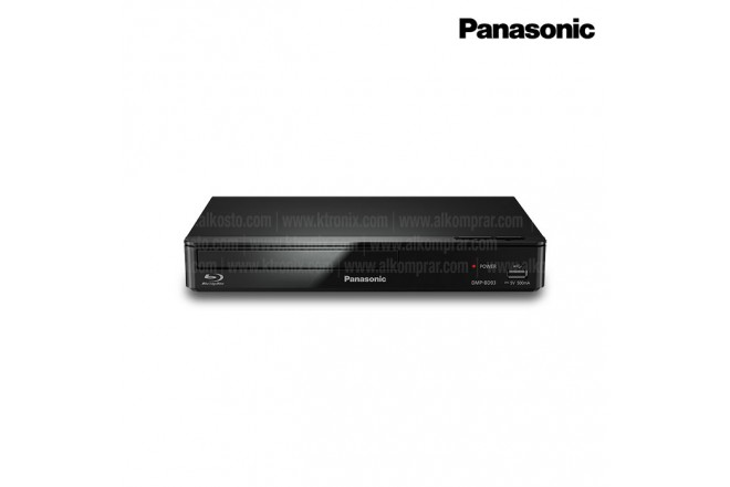 Bluray PANASONIC DMP-BD93PU-K