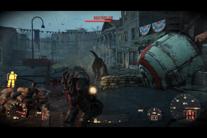 Videojuego PS4 Fallout 4