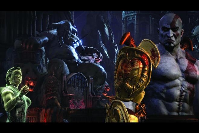 Consola PS4 500GB God of War 3 Remasterizado