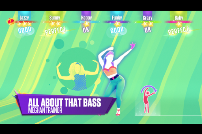 Videojuego Wiiu Just Dance 2016