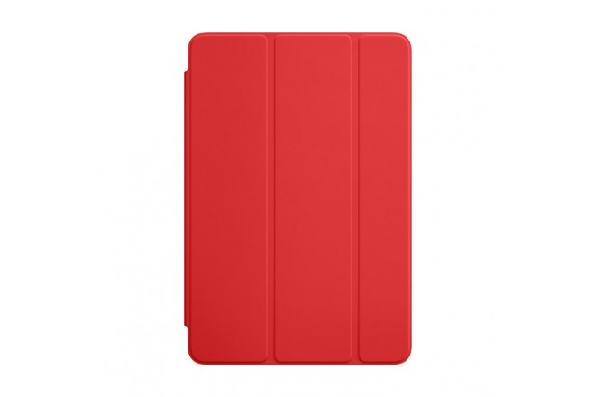 Smart Cover APPLE para iPad Mini 4 Roja