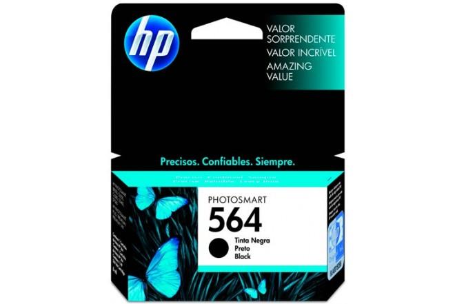 Cartucho HP 564 Negro
