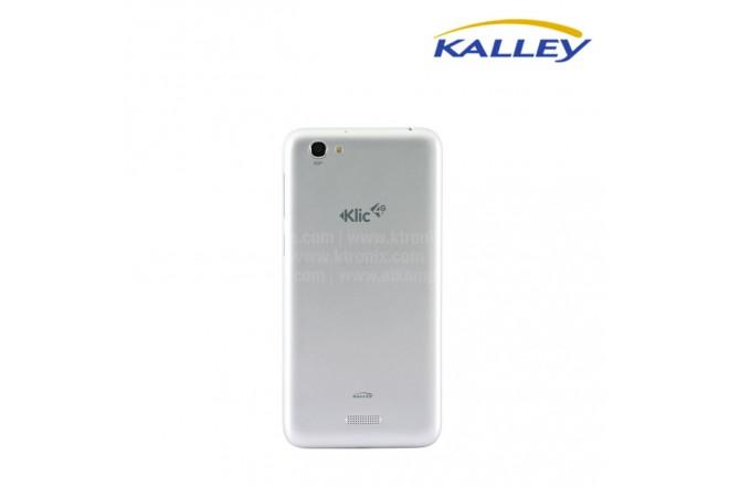 Celular KLIC K4 Kalley 5.5 Gris 4G