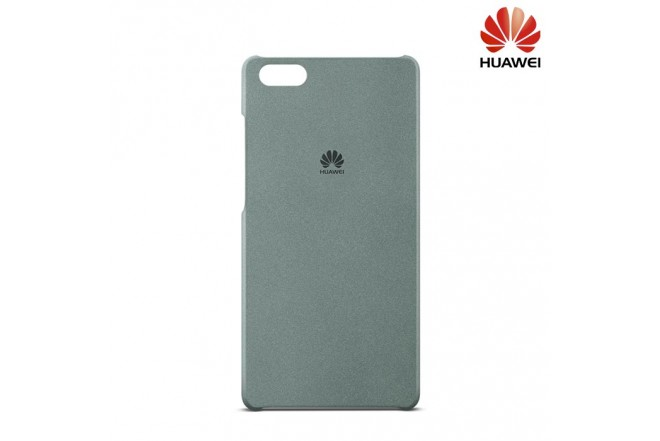 Cover Plastico HUAWEI P8 Gris Light