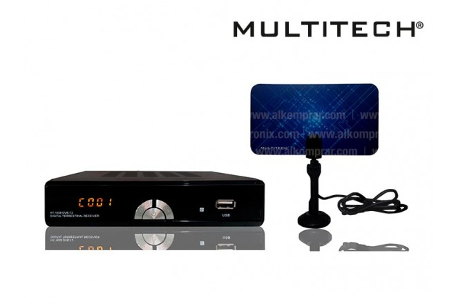 Decodificador MULTITECH DP-ME1