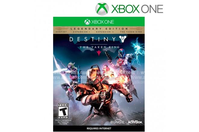 Videojuego XBOX ONE Destiny The Taken King