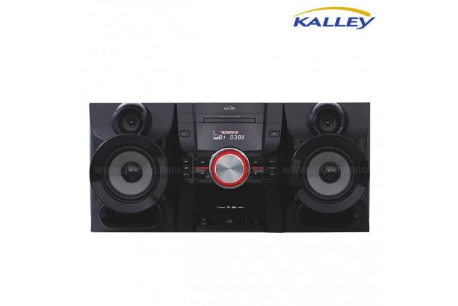 Equipo Minicomponente  KALLEY K-EM250BT