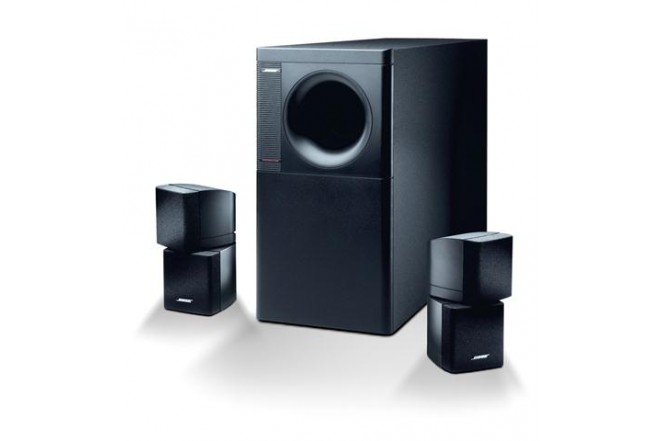 Parlantes BOSE Acoustimass 5 Series III Black