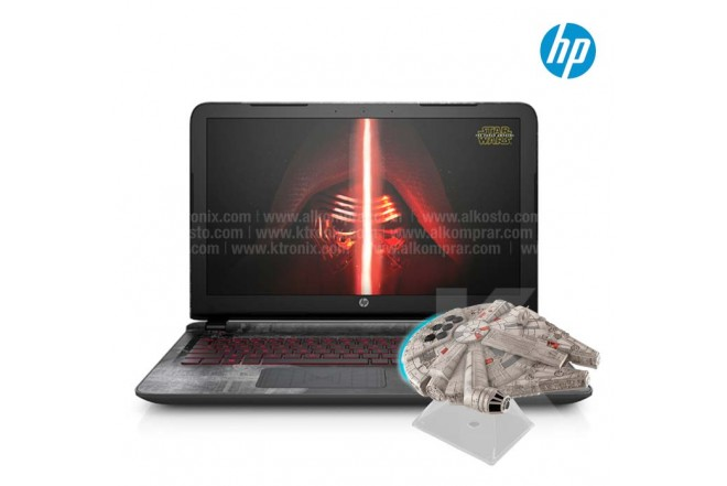 Combo HP STARWARS 15-AN002 + Parlantes