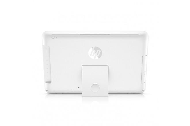 "PC All in One HP 20-E112 19.4"" Celeron® / Blanco"