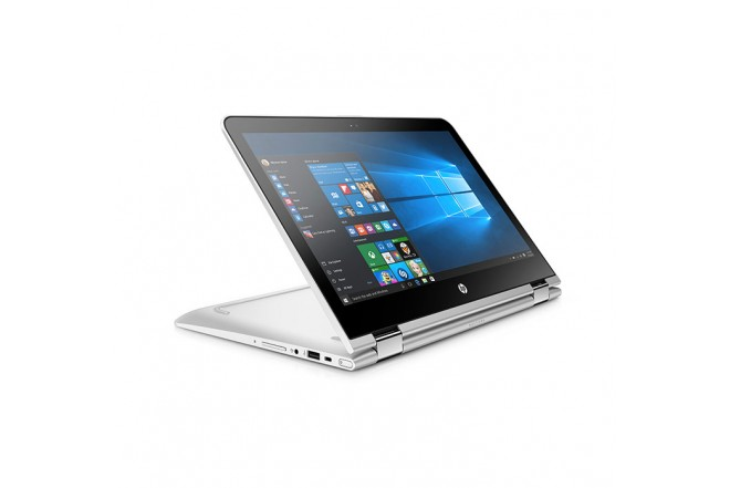 "Convertible 2 en 1 HP U001 13.3"" Core™ i3 Plata"