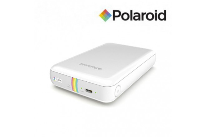 Impresora POLAROID Instantanea Móvil Blanca
